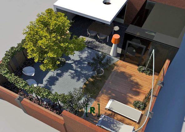 Wellnesstuin Gemert_eindhoven_waalre_Den Bosch_tuinontwerp_tuinarchitect_wellness ontwerper_exlusieve tuin-achtertuin moderne_luxe
